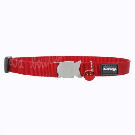 Collier Red Dingo rouge pour chat