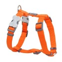 Harnais pour chien Red Dingo orange