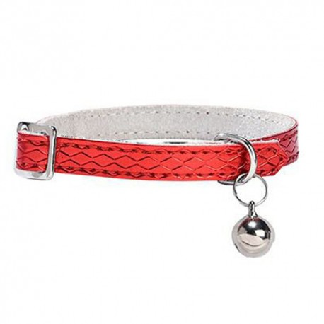 Collier chat Bobby style Power rouge