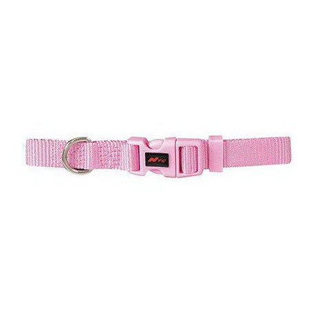Collier pour chien Nayeco basic rose