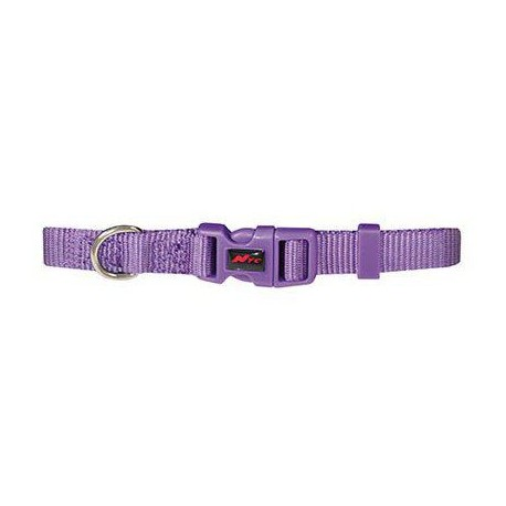 Collier pour chien Nayeco basic Violet