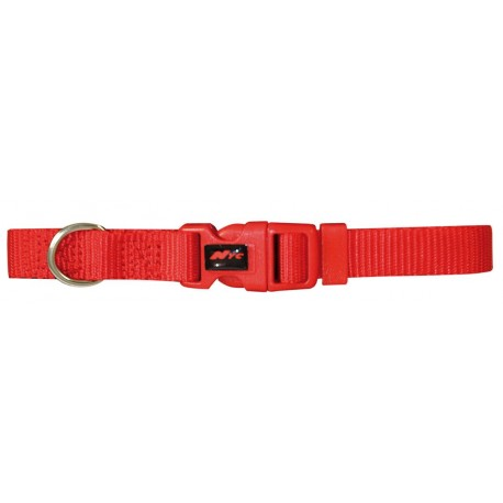 Collier pour chien Nayeco basic Rouge